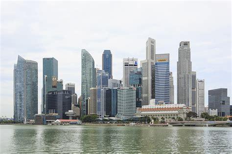 in singapore grattacieli di singapore