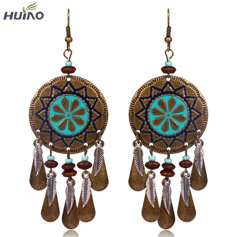 aliexpress buy bonsny drop earrings jewelry