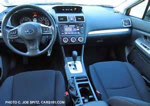 Subaru Impreza Interior 2015 Impreza Subaru Specs Options Prices Dimensions