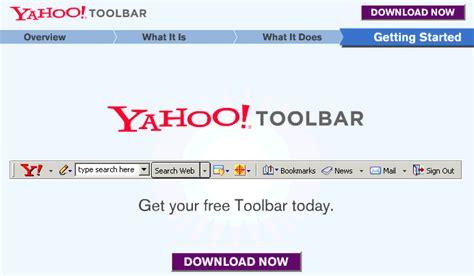 yahoo toolbar yahoo toolbar with anti spyware 8 4 freeware download
