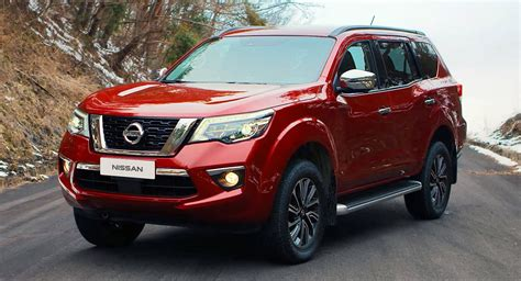 2019 Nissan Terra by Nissan Terra Is A 181hp On Frame Suv That You Can T