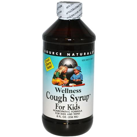 couch syrup source naturals wellness cough syrup for kids great