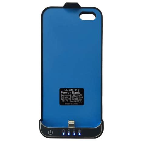 funda bateria para iphone 5c l link funda bater 237 a negra para iphone 5 5s 5c pccomponentes