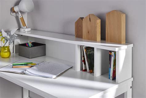 rangement bureau enfant bureau enfant design blanc idkid s