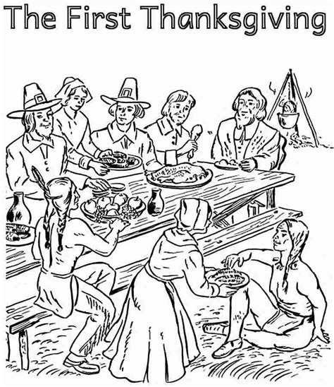 india coloring pages pdf free thanksgiving indian coloring sheets for kids az