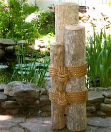 nautical pilings with rope quotes