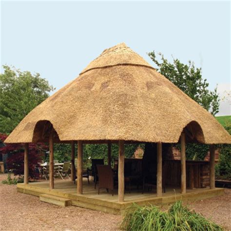 thatch roof house plans home dzine garden ideas add a thatch lapa to your outdoors
