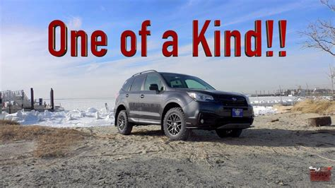 2018 subaru forester lifted custom lifted 2018 subaru forester review