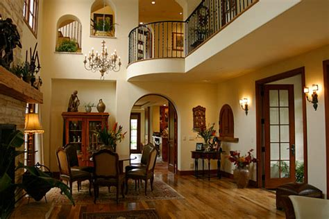 interior spanish style homes decorating with a spanish influence