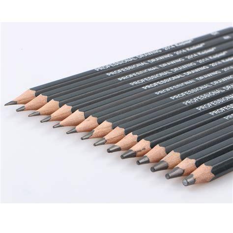 Hb Pencil Set 14pcs sketch and drawing pencil set hb 2b 6h 4h 2h 3b 4b