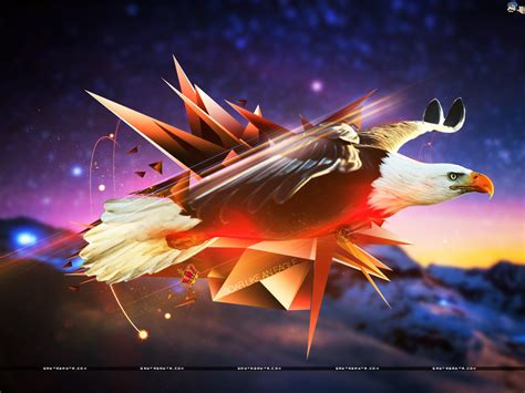 abstract eagle wallpaper abstract wallpaper 652