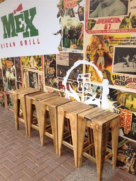 pallet bar stools  fine set  pallet wood bar stools    zealand