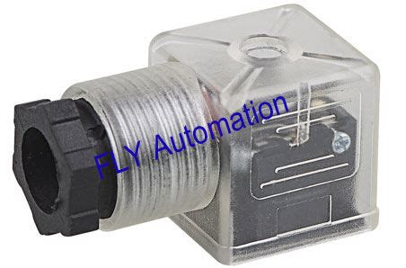 inductor coil solenoid 18mm din43650a mpm solenoid electromagnetic induction coil connector