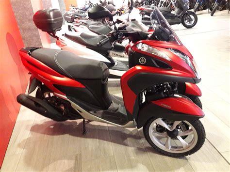 125ccm Motorräder Liste 2015 by Motorrad Neufahrzeug Kaufen Yamaha Tricity 125 A Abs
