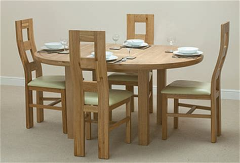 Dining Tables For The Growing Family By Oak Furniture Land Oak Furniture Land Dining Table