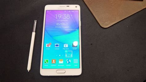 android note 4 galaxy note 4 une seconde mise 224 jour android lollipop ram 232 ne le 171 vrai 187 mode silencieux