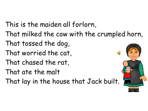 who tossed the dog in the house that jack built the house that jack built ppt video online download