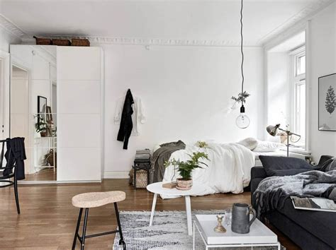 One Room Living by 25 Best Ideas About One Room Flat On Flat