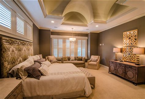 master bedroom with sitting area home design