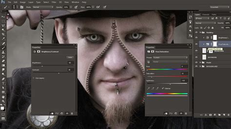 tutorial efek zombie photoshop tutorial efek zombie adobe photoshop downknow