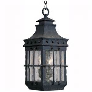 lanterns outdoor lighting maxim lighting nantucket 3 light outdoor hanging lantern
