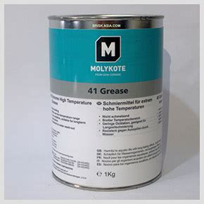 Molykote 41 Silicone Grease grease molykote briskasia one stop lubrication solution