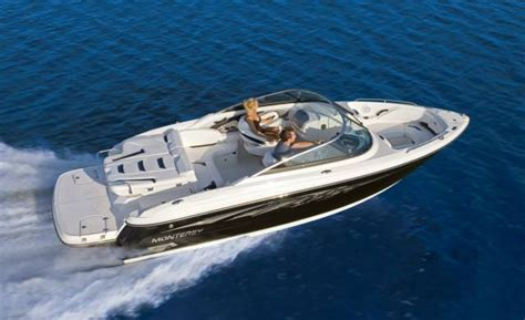 monterey boats support 244 fsx monterey boats italy