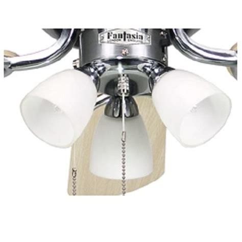 fantasia amorie ceiling fan light shade indoor ceiling