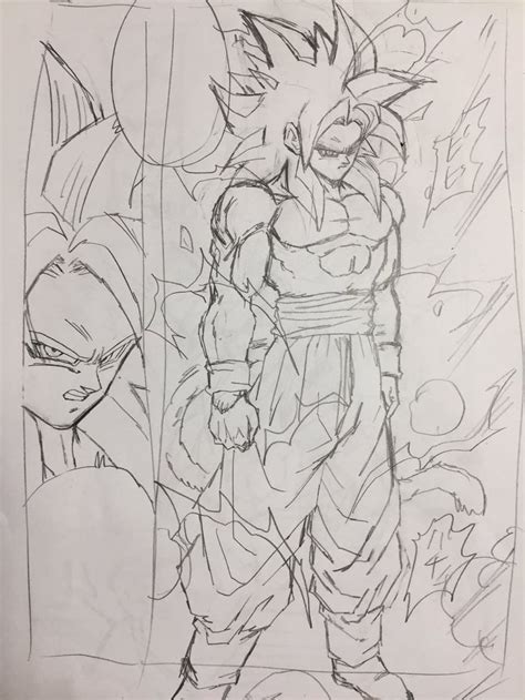 young goku coloring pages 886 best images about dbz on pinterest android 18 son
