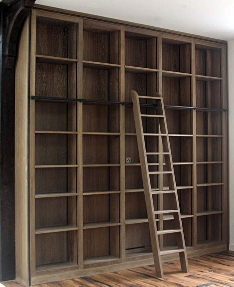 ladder for bookcase with rail bookshelves ladder for bookcase with rail beautiful small
