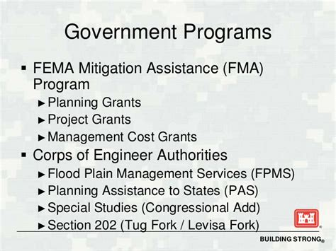fema planning section floodproofing methods that work in west virginia