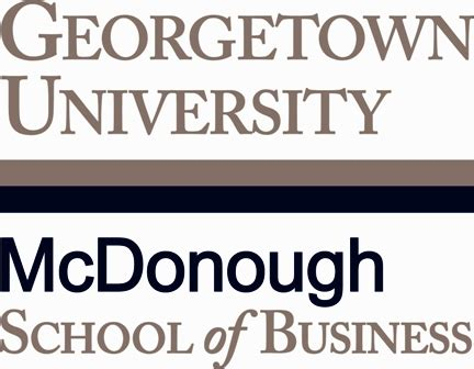 Is Gmat Required For Mba Georgetown by Georgetown What Is A Gmat Score To Get