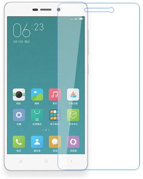 Tempered Glass Xiaomi Redmi 3s 3 Pro tempered glass screen protector for xiaomi redmi 3s