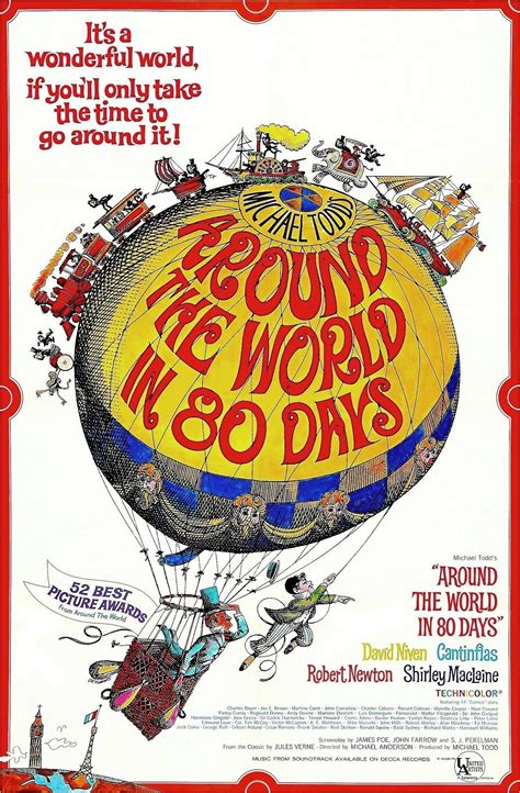 Around The World In 80 Days ranked the 10 worst to win the best picture oscar and what should won aol