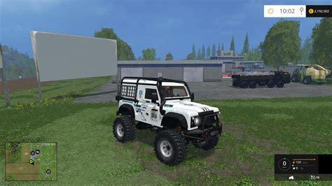 land rover dakar dakar 187 gamesmods net fs17 cnc fs15 ets 2 mods
