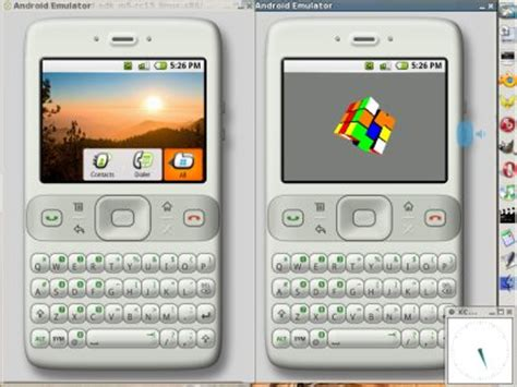 qemu android opengl opengl es demos gamebox linux