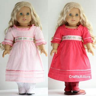 Agsm12 Dress 1000 images about american dolls 18inch 46cm doll clothing inspirations all sizes
