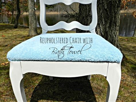 Foundation Cair Makeover Reupholstered Dining Room Chair Ideas For Bathrooms