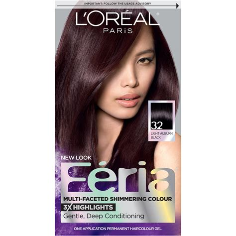 feria hair colors loreal feria shimmering permanent hair color ebay
