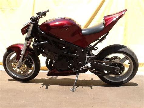 Suzuki Tl1000s Streetfighter Suzuki Tl1000s Custom Streetfighter Sport Bikes