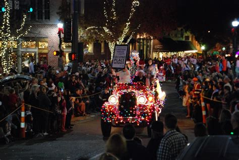 christmas comes early again to downtown mckinney