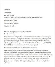 Debt Collection Dispute Letter Template Uk Letter To Debt Collector Disputing Uk Docoments Ojazlink