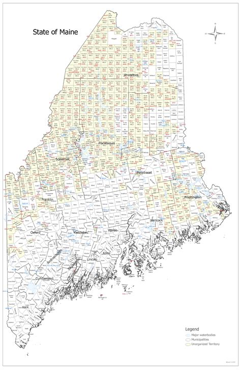 maine cities map map of maine towns aphisvirtualmeet