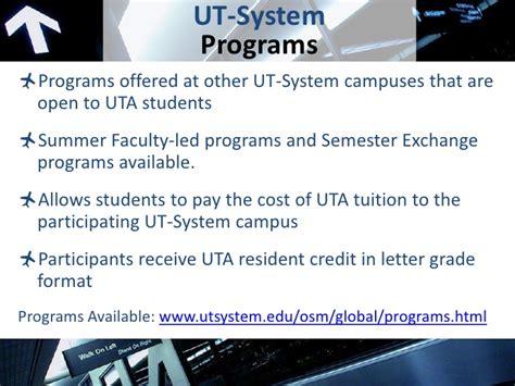 Uta Financial Aid Office by Uta Study Abroad Info Session
