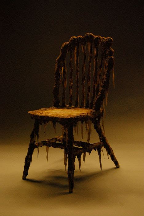 Creepy Furniture by Happy A Propos Chairs Chairblog Eu
