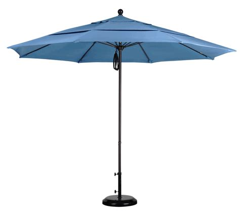 Commercial Patio Umbrella Industrial Patio Umbrellas Galtech 6x6 Square Commercial Patio Umbrella Galtech 7 5