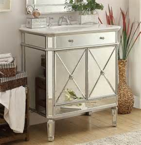 chans furniture mf1 5105sc austell 32 inch silver mirrored