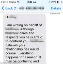 Break Sorry Letter sorry it s over will break up with your other half for you either by