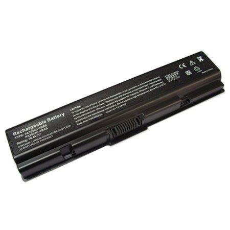 replacement pa3534u 1brs laptop battery for toshiba laptops walmart