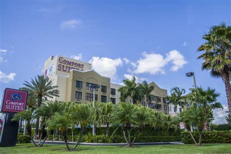 comfort inn suites miami fl purchasing services